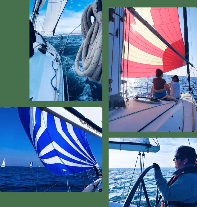 Club de navegacion en barcelona